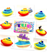 Kids Bath Toys Boats Water Pool Tub Fun - $7.91+