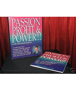 PASSION, PROFIT & POWER - MSRP $220 MARSHALL SYLVER HYPNOSIS NLP Success... - $79.88
