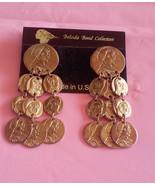 RARE FIND Belinda Bond Collection Earrings Celebrating African American ... - $76.00