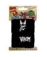 Marvel Comics Venom Double Cuff Sweat Bands Pony Tail Wraps 4127 - $12.86
