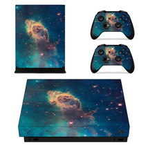 Space scene Decal Xbox one X Skin for Xbox Console & 2 Controllers - $15.00