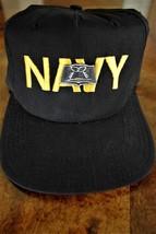USN US NAVY SHIP SHORE CREW'S CS CULINARY SPECIALIST UTILITY BALL CAP W/... - $24.70