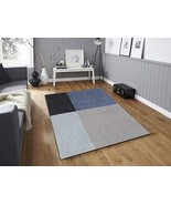 Hand Tufted Super Soft Indoor Modern Shag Area Rugs Smooth Micro Polyest... - $98.95