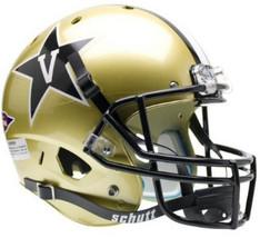 Vanderbilt Commodores Schutt Full Size Replica Gold Helmet - $82.95