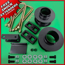 "3.5"" F + 3"" R STEEL Lift Kit w/ Sway Bar for 1994-2001 Ram 1500 4wd Over... - $201.35"