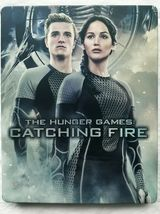 Hunger Games: Catching Fire Steelbook (Blu-ray)