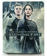 Hunger Games: Catching Fire Steelbook (Blu-ray)  - £4.52 GBP