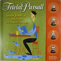 Trivial Pursuit Book Lover's Edition [Game Complete] - $36.48