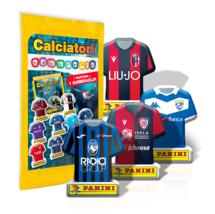 Calciatori 2019-2020 Flowpack Gommaglia + 6 Stickers Panini - $2.00