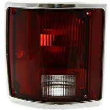TAIL LAMP LENS AND HOUSING FOR 78-91 CHEVY SUBURBAN BLAZER REAR LEFT DRIVER SIDE image 2