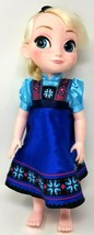 "Disney Frozen Elsa Doll 15.5"" Toy Girl - $20.36"