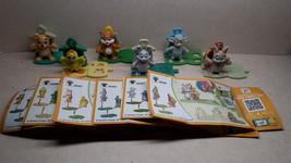 Kinder - 2020 DV425 - DV430 Easter - complete set + 6 papers - surprise eggs - $11.00