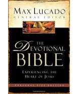 The Devotional Bible: Experiencing the Heart of Jesus (New Century Version) Max  - $19.79