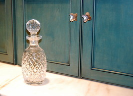 Waterford Alana Pattern Cut Glass Decanter - $150.00