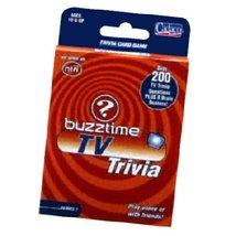 Cadaco Buzztime TV Trivia Card Game - $29.99