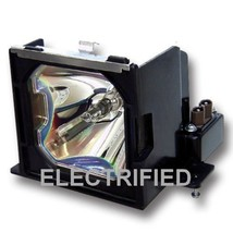 Sanyo 610-306-5977 6103065977 Lamp In Housing For Projector Model PLCXP55L - $40.14