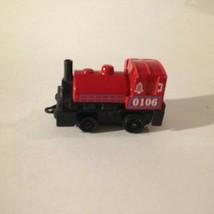 Pull Back Trains Saddle Tank Locomotive Diecast on Wheels - $7.87