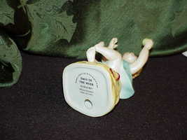 Royal Worcester Sabbath Child at the Beach Figure #3256 image 5