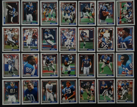 1992 Topps Series New York Giants Team Set of 28 Football Cards Missing 3 Cards - $4.50