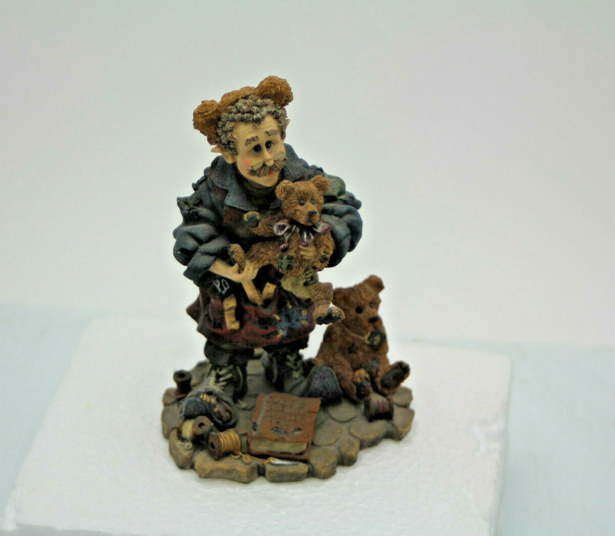 Primary image for  The Boyds Collection #36400 T.H Beam The Bearmaker Elf