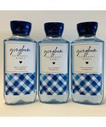 Bath & Body Works GINGHAM Shower Gel Wash 10 fl.oz (3 Bottles) - $39.59