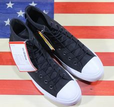 CONVERSE SAMPLE Chuck Taylor ALL-STAR HI Cordura Black White Shoe [157516C] sz 9 image 10