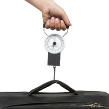 Luggage Baggage Scale with Tape Measure with Dial Display Travel Free Sh... - $8.41