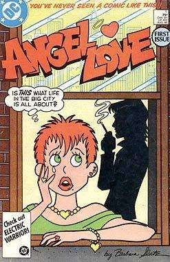 Angel Love, Edition# 1 [Comic] [Aug 01, 1986] DC