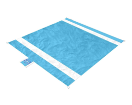 Beach Blanket XL Extra Large Over-sized 7 x 7 Feet, Perfect For Any Occa... - $544,72 MXN