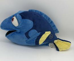 "Disney Pixar Dory Plush Soft Toy 13"" Medium Authentic Finding Nemo - $15.78"