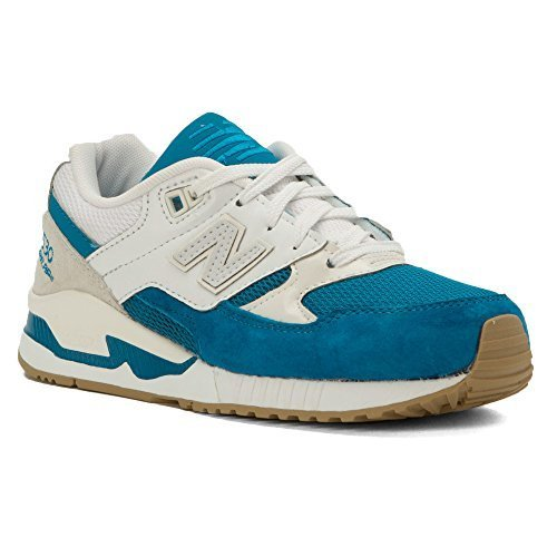 New Balance Women's W530 - Summer Waves Collection Teal/White 8.5 B