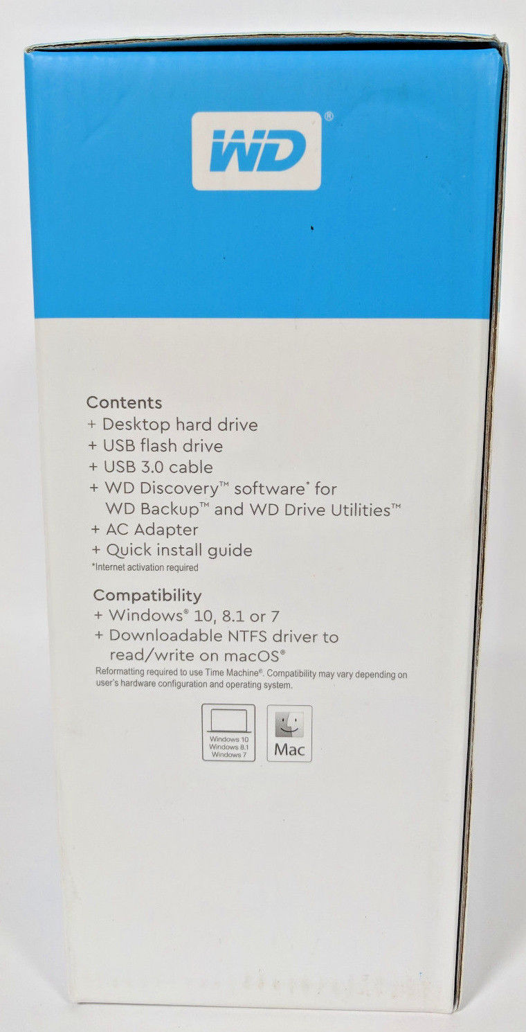 WD - Easystore 10TB External USB 3 0 Hard and 32 similar items