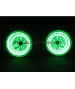 RGB Multi-Color LED Halo Ring Fog Light Kit for Ford F-150 04-15 IR Remote - $68.61