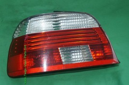 01-03 BMW E39 530i 525i M5 LED Taillight Tail Light Lamp Driver Left Side - LH image 1