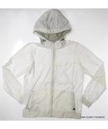 SALOMON Womens Gualea Jacket size Medium Super Lightweight Hooded Hiking... - $49.95