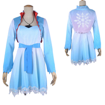 RWBY Weiss Schnee Cosplay Costume Cosplay Outfit Cosplay Dress - $92.46