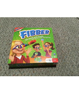 Fibber Kids Board Game 7+ 3-4 Players FROM THE MAKER OF HEDBANZ - $10.30