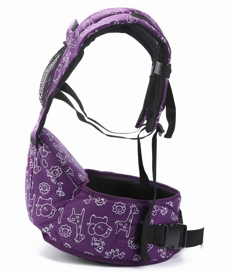 3efb8daab1d ... Baby Carrier Sling Toddler Wrap Rider kid Backpack Bag Girl Bitty Front  Seat Car