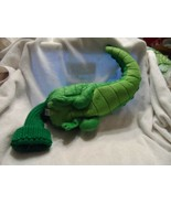 "Butt head Golf Club Cover  Plush Aligator butt with sock bottom 22""   - $46.00"