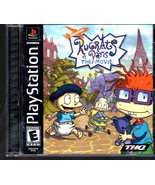 Playstation  -  Rugrats in Paris The Movie - $9.95