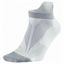 Nike Men's Elite 2.0 Lightweight No-Show Tab Golf Socks 14-16 SG0699-101 - $19.99