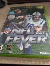 MicroSoft XBox NFL Fever 2002 image 1
