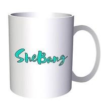 Shebang Shebang Shebang 11oz Mug c130 - $10.83