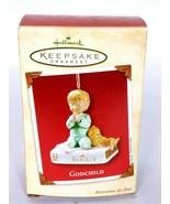 Hallmark Keepsake Christmas Ornament Godchild 2002 - $12.00