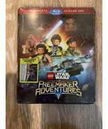 LEGO STAR WARS THE FREEMAKER ADVENTURES SEASON ONE 1 New Blu-ray + Magnets - $12.99