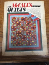 Vintage Mc Calls Book Of Quilts ~ Instruction Book - $14.62