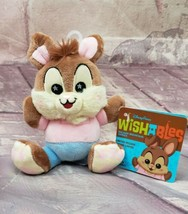 "Disney Wishables Br'er Rabbit 5"" Bunny Plush Splash Mountain Series  - $11.39"