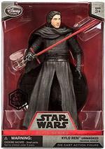 Star Wars 6 Elite Series Die-Cast Figure Kylo Ren Unmasked (Episode VII: A Force - $44.01