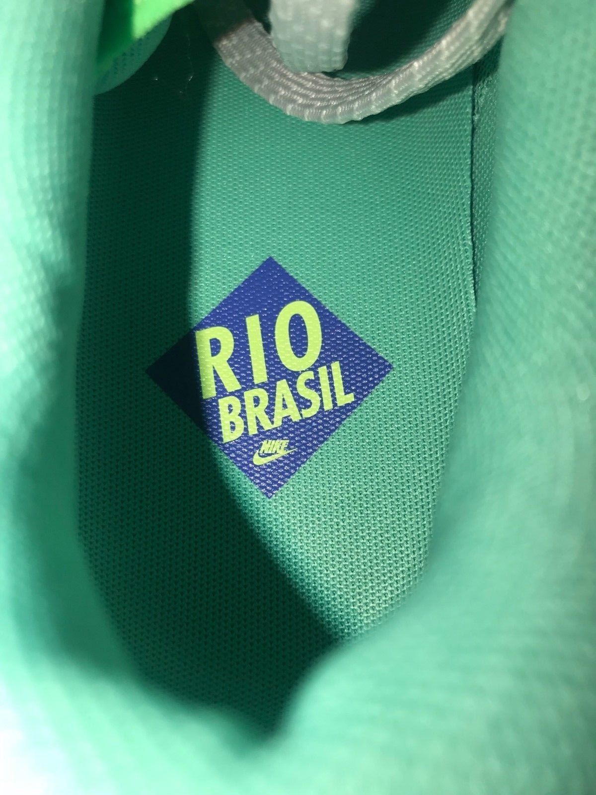 Nike Air Max 90 City QS Brazil Brasil Rio Men's Size 11 13 DS 667634 300