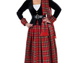 Scottish Lady - Longer Version    - sizes 6 - 22